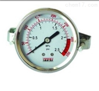 水处理配件轴/径向压力表