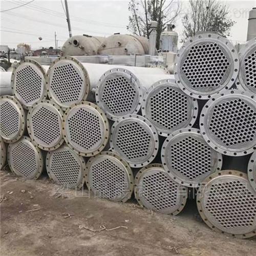 回收不锈钢列管冷凝器