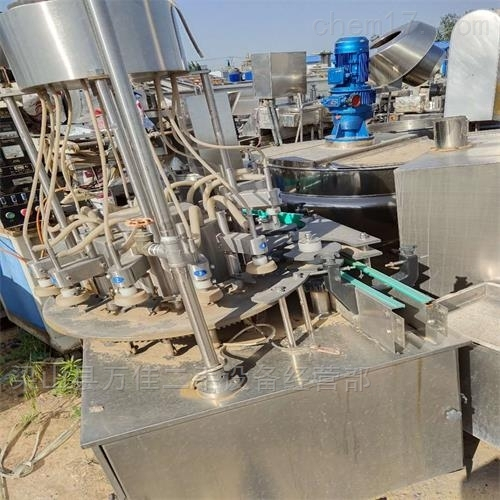 回收二手可使用灌装机