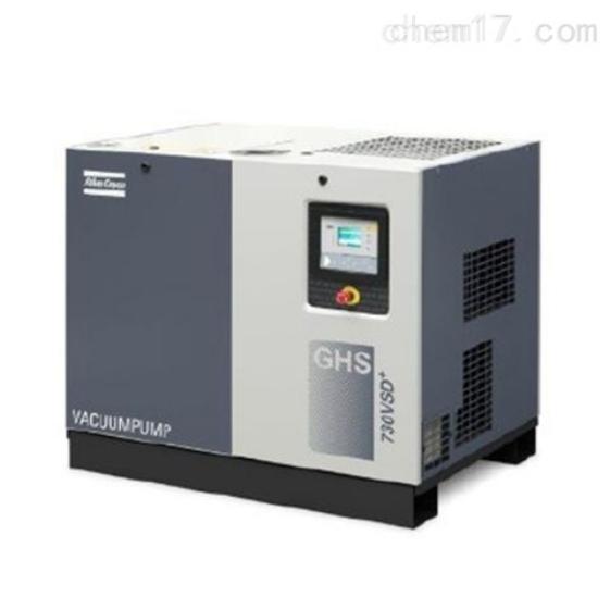 阿特拉斯油螺杆真空泵GHS900VSD