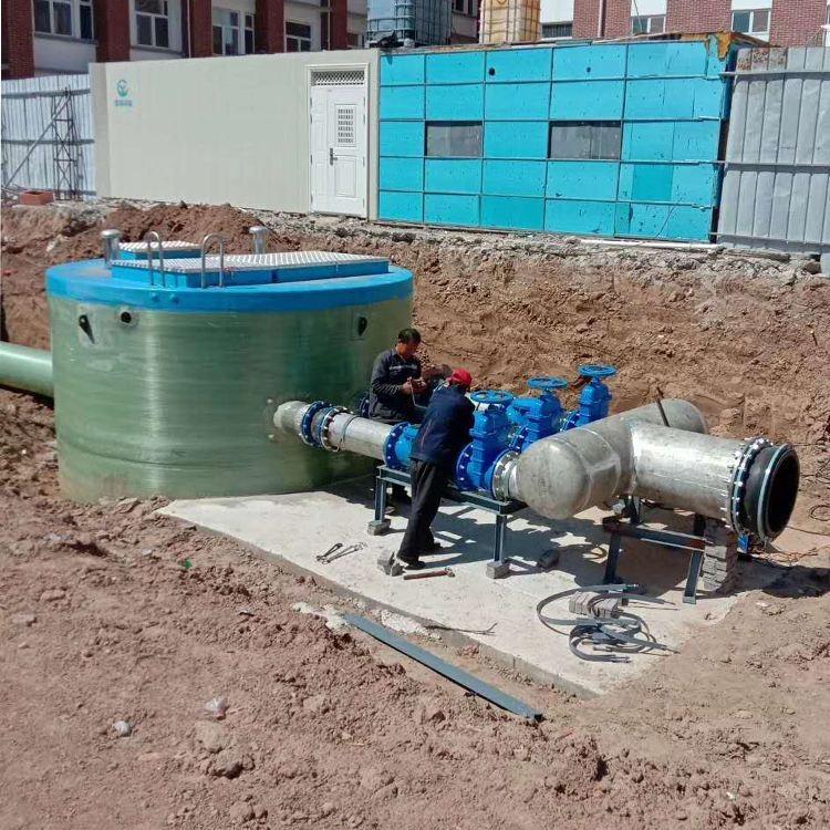 地埋式一体化泵站型号