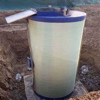 可定制云南污水一体式提升泵站安装说明