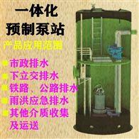 可定制海南一体化雨水泵站