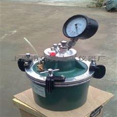 拌合物含气量测定仪