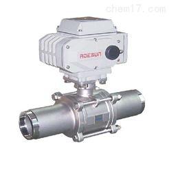 Q961N电动高压焊接球阀全国低价