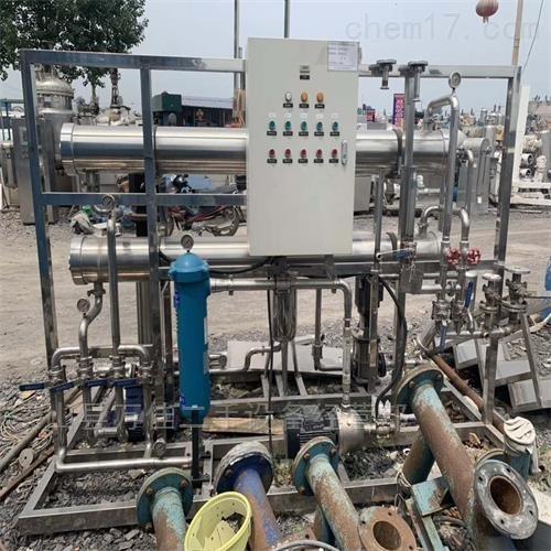 高价回收二手反渗透装置