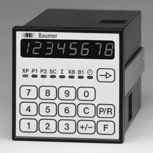 瑞士堡盟BAUMER预设计数器