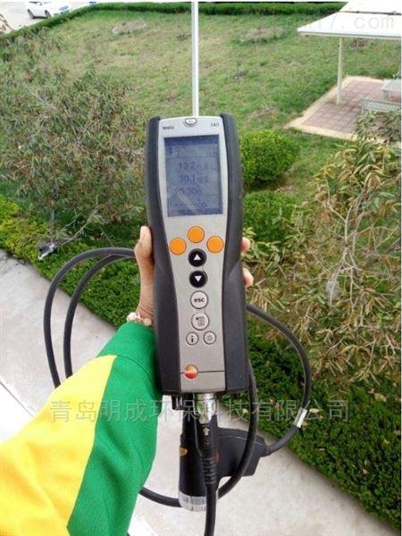 德图testo340与 testo350 烟气分析仪的区别