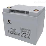 SP12-38圣阳蓄电池原装正品SP12-38