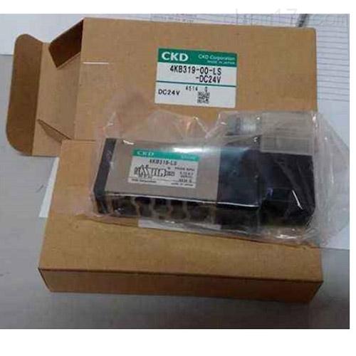 兰州特销CKD电磁阀特点