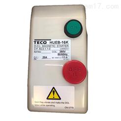HUEB-16K非可逆式台安TECO交流电磁开关供应