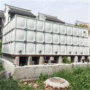 锡林郭勒盟100立方玻璃钢水箱