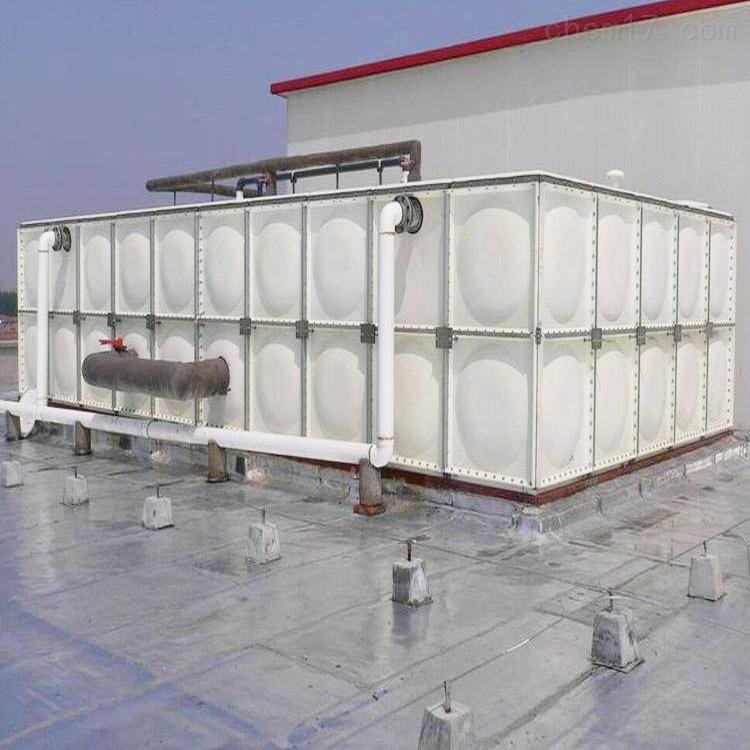 包头玻璃钢保温水箱