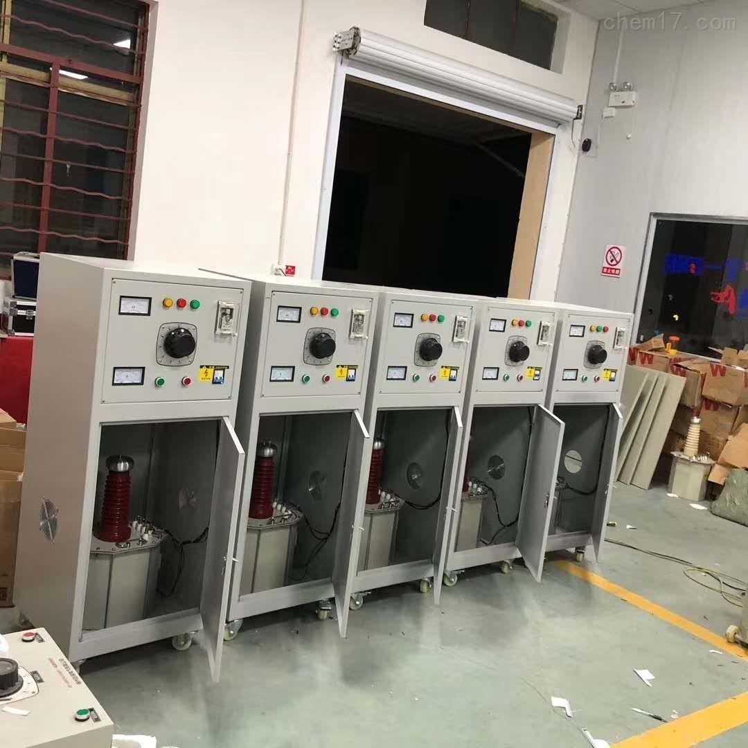 熔喷布高压静电产生装置