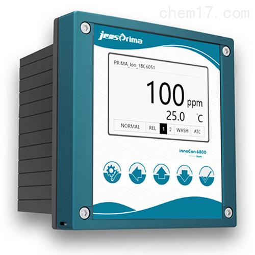 innoCon 6800IJensprima在線氯離子分析儀