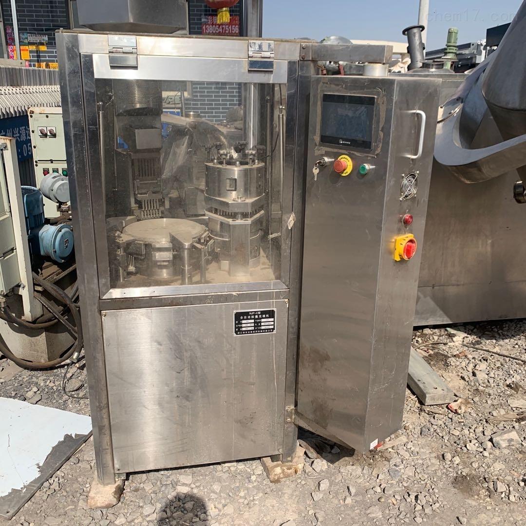 制药厂设备二手全自动胶囊充填机