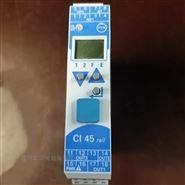 PMA CI45轨道线温度变送器,信号调节器