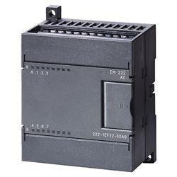 6ES7 221-1EF22-0XA0西门子S7-200 CN模块EM221 8入 120/230VAC