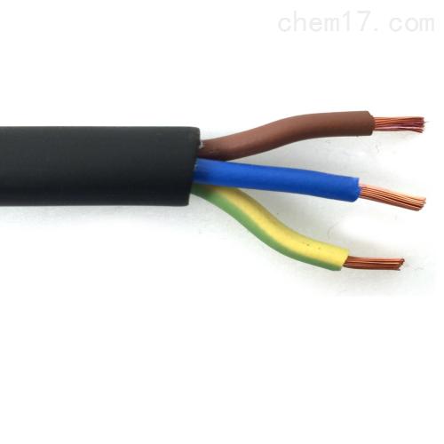 耐高温塑料绝缘橡胶护套汽车电缆