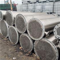 回收二手不锈钢冷凝器 化工设备