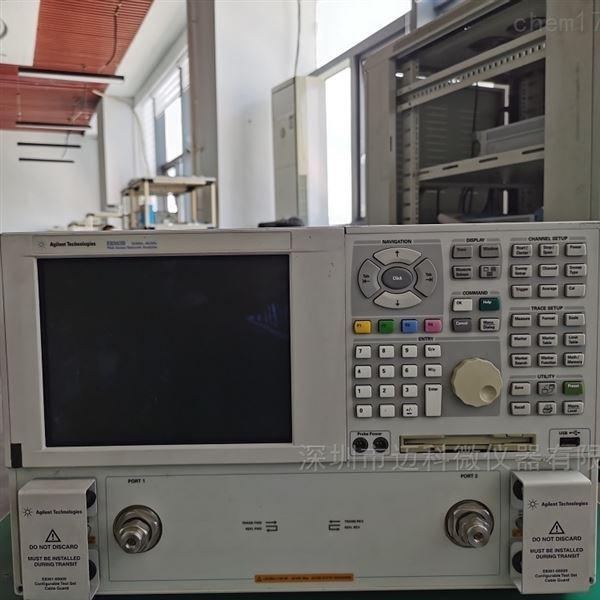 维修安捷伦网络分析仪E8364B相位锁定丢失