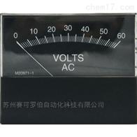 林肯焊机交流电压表M20971-1/日系精工