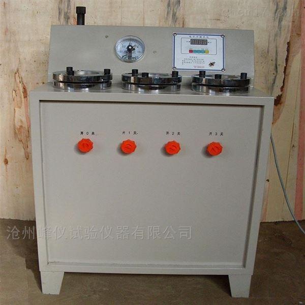 DTS-4型防水卷材不透水仪