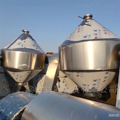 供应二手双锥回转真空干燥机价格