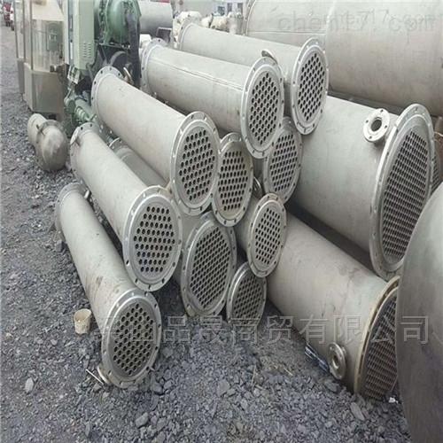供应二手不锈钢高压冷凝器厂家