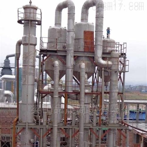 低价转让二手钛材强制外循环蒸发器