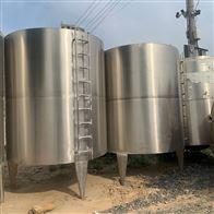 多种二手10吨不锈钢储罐