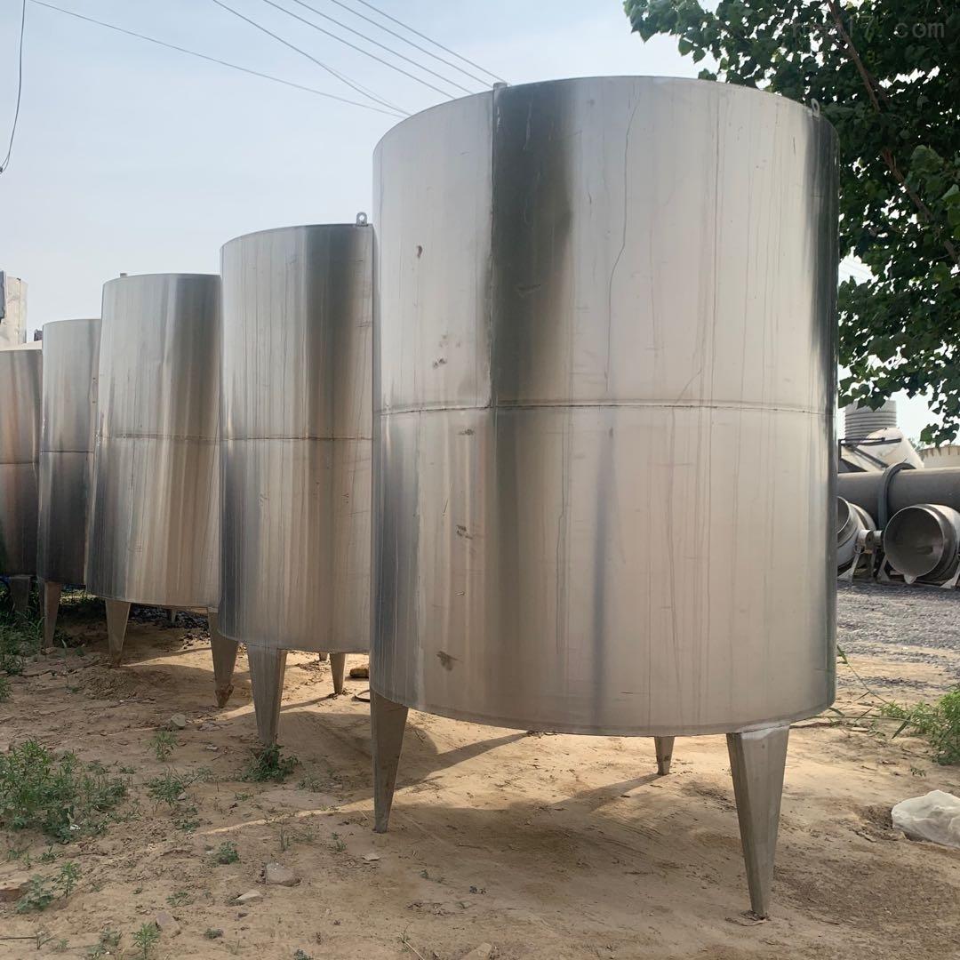 高价回收二手10吨不锈钢压力储罐