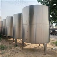 多种高价回收二手10吨不锈钢压力储罐