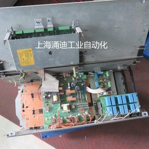 西门子6RA70直流调速器F042报警处理