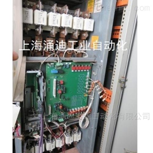 西门子6SE70整流单元电源驱动板故障修理