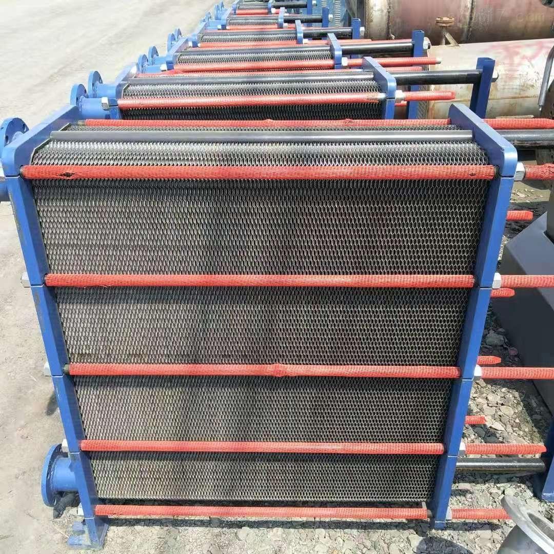 二手340平方板式换热器 多台出售