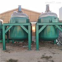 回收二手化工设备 二手不锈钢反应釜购销