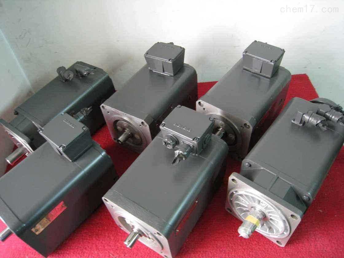 上海西门子伺服电机维修更换编码器故障-当天可以修好