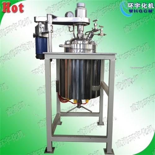 10L电加热磁力搅拌反应釜