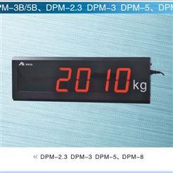 DPM-3B/5B柯力顯示器稱重電子大屏幕