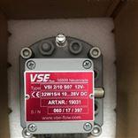 原装VSE流量计威仕VS4GPO12V12A11/5