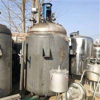 长期回收供应二手反应釜