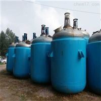 长期调剂回收二手不锈钢反应釜