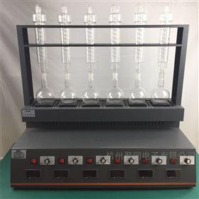 JTZL-6C江苏简易型蒸馏仪JTZL-6C氨氮蒸馏器