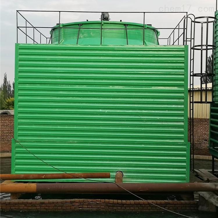 岳阳圆型逆流玻璃钢冷却塔