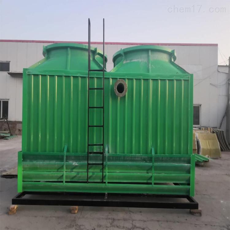 新疆高温逆流玻璃钢冷却塔