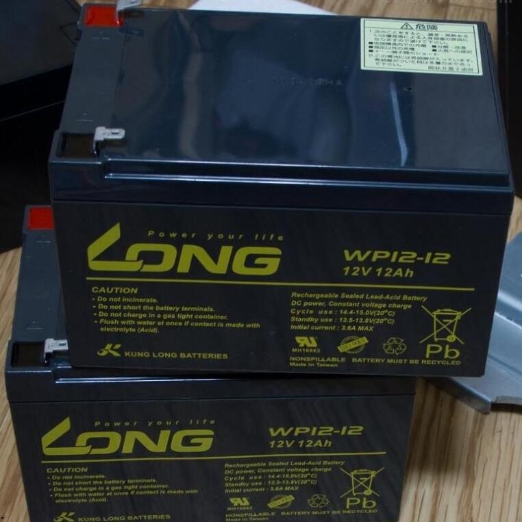 LONG广隆蓄电池WP12-12免维护