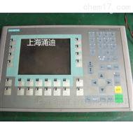 西门子工业电脑MP370按键失灵维修