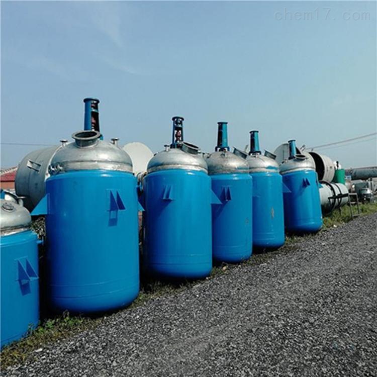高价购销不锈钢反应釜价格便宜欢迎订购