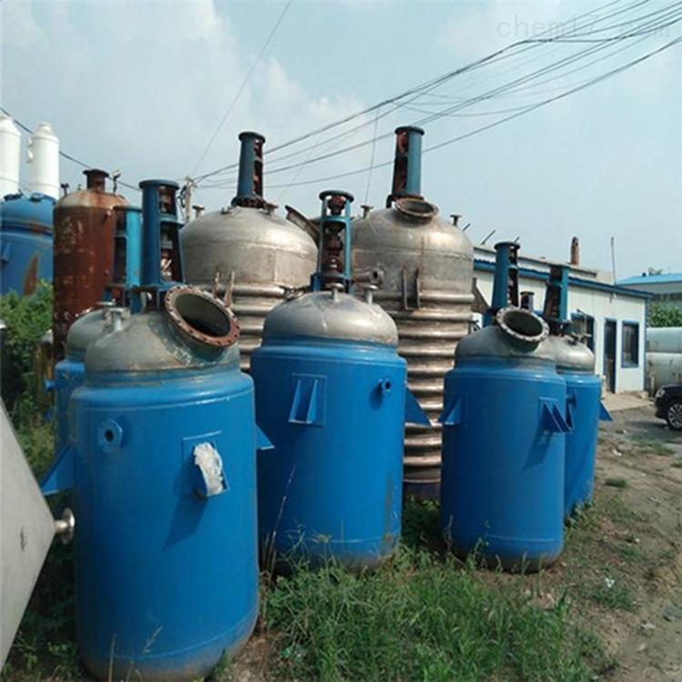 加氢反应釜商家回收常年购销